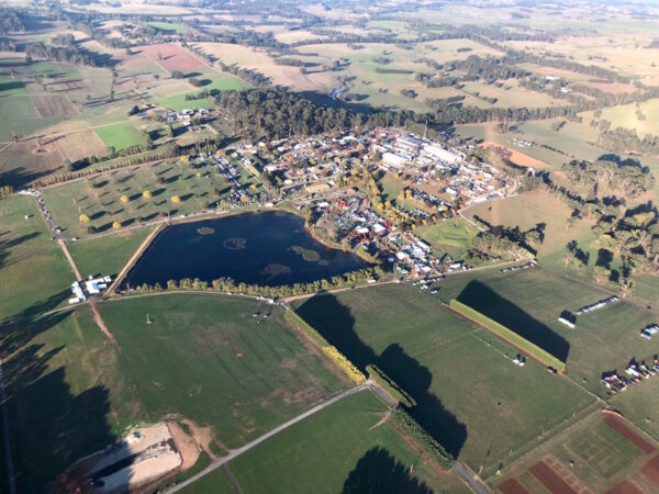 Farm World 2019 Aerial
